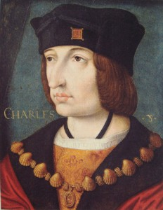 Charles VIII, école française, musée Condé de Chantilly.