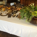 Ustensiles et herbes utilisées à la renaissance