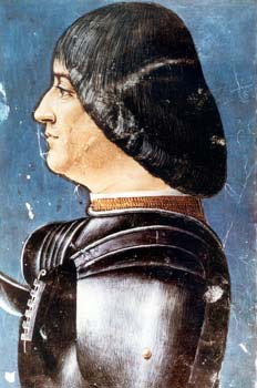 Ludovic Sforza d'après Ambrogio di Predis
