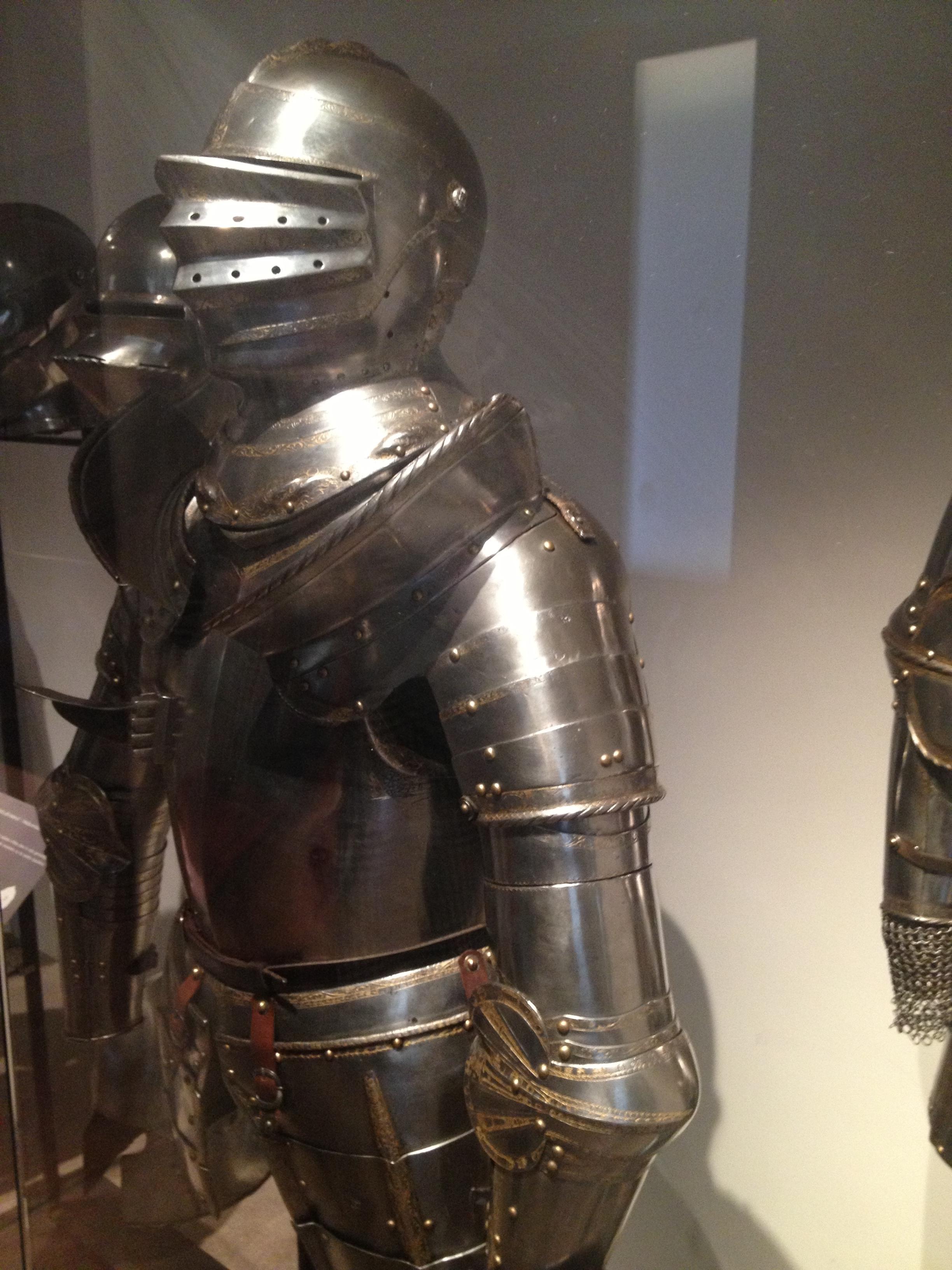 armure de Galiot de Genouillac
