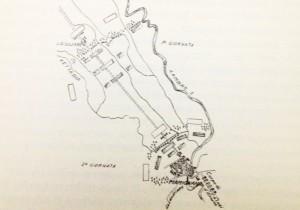 Plan de la bataille de Marignan