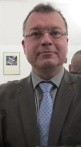 Didier Guenin, président de l'association R2V2.