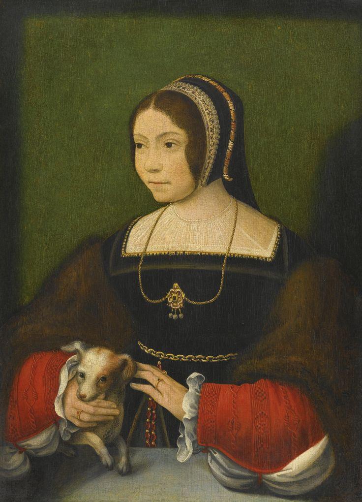 Vêtir les dames de la cour (1515-1520)