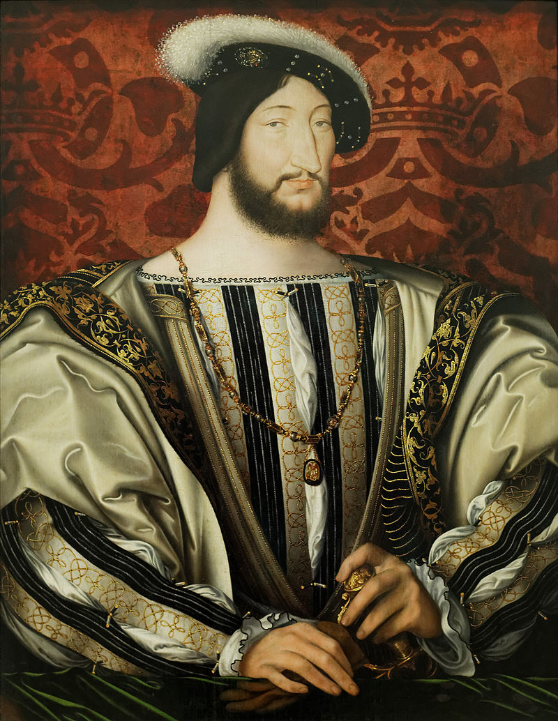 Se vêtir à la cour de François Ier (1515-1520)